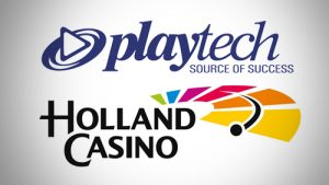 Playtech Holland Casino logo